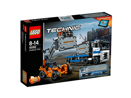 LEGO® Technic Containertransport