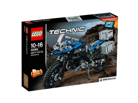 LEGO® Technic BMW R 1200 GS Adventure